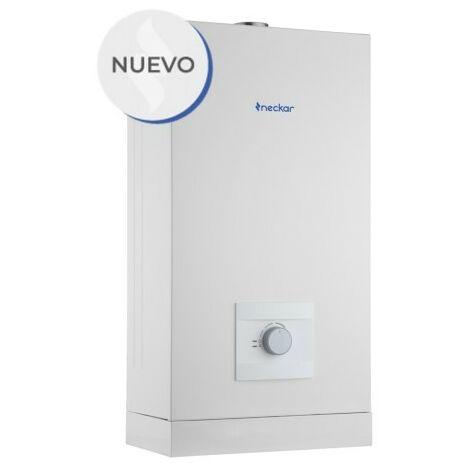 Calentador de agua a gas bajo NOx W 10 L AME - NECKAR - Tipo de gas: Gas butano