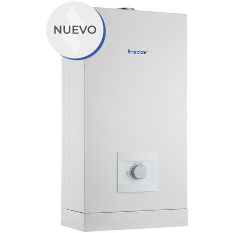 Calentador de agua a gas bajo NOx W 8 AME - NECKAR - Tipo de gas: Gas natural