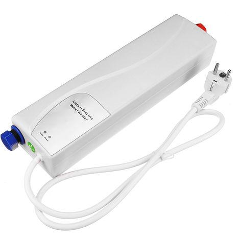 Calentador de agua eléctrico 3000W