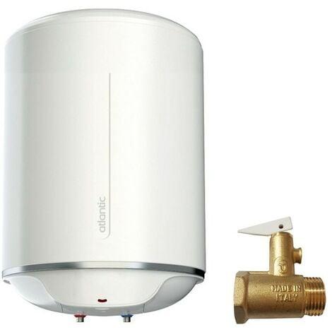 Calentador de agua eléctrico Atlantic Ego 10 Litros Vertical sobre el fregadero 821246