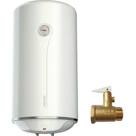 Calentador de agua eléctrico Atlantic Ego 100 Litros Vertical 861211