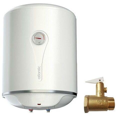 Calentador de agua eléctrico Atlantic Ego 30 Litros Vertical 831096
