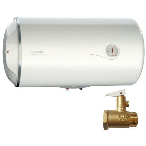 Calentador de agua eléctrico Atlantic Ego 80 Litros Horizontal 853043