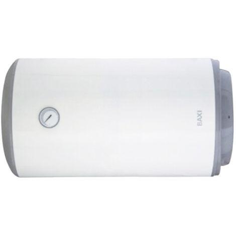 Calentador de agua eléctrico Baxi Must+ O510 100 Litros horizontal