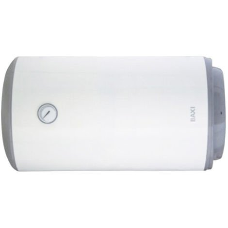 Calentador de agua eléctrico Baxi Must+ O580 80 Litros horizontal