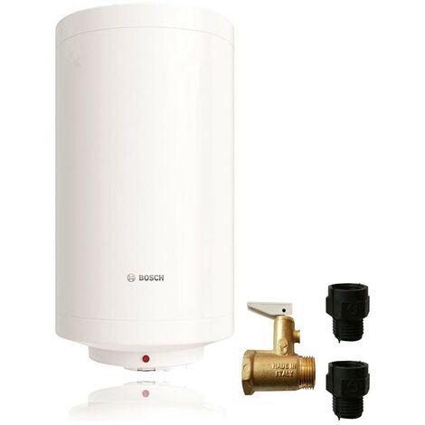 Calentador de agua eléctrico Bosch Tronic 2000 T Slim de 50 litros 7736503355