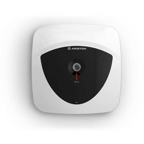 Calentador de agua eléctrico de pared Ariston ANDRIS LUX 30/5 sobre depósito | Blanco