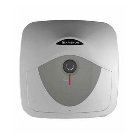 Calentador de agua eléctrico de pared Ariston ANDRIS RS 10U/3 sobre depósito | Blanco