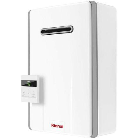 Calentador de agua Rinnai INFINITO 14e Litros Externo de GLP REU-VRM1420WDLPG