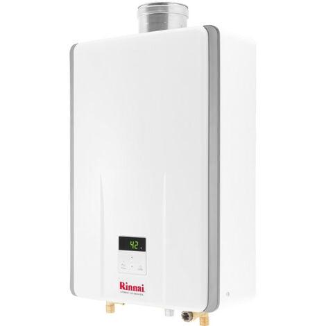 Calentador de agua Rinnai INFINITO 17i Litros, camara estanca GLP REU-A1720FFU-GLP