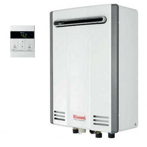 Calentador de agua Rinnai INFINITO 20e Litros Externo de Metano REU-A2024WD-NG