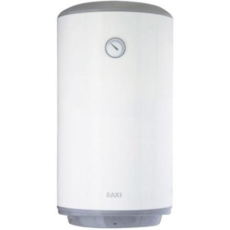 Calentador de agua Termoeléctrico Baxi Must+ V580TS 80 litros conexión izquierda