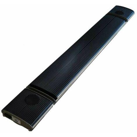 Calentador de audio por infrarrojos Blue cm 237x18,9x6,7 SINED JH-NR32-13C