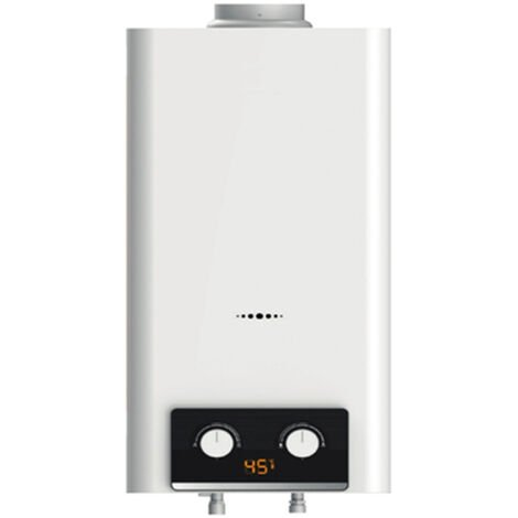 Calentador de gas butano atmosférico 11L LowNox Lexon
