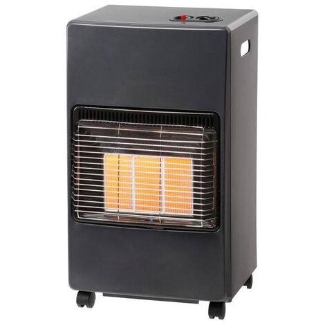 calentador de gas infrarrojo negro - ir4200ab - eno -
