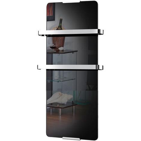 Calentador de toallas de pared cm 100x6x46 Chemin Arte efydis 176