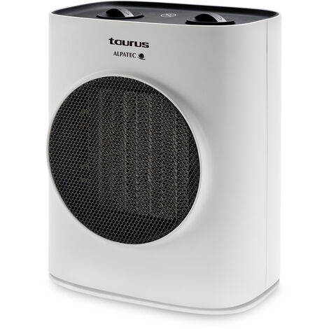 Calentador de ventilador de cerámica 1500w - tropicano 7cr - taurus alpatec -