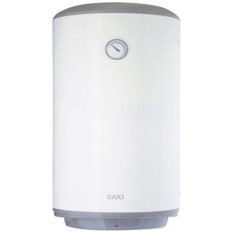 Calentador eléctrico de agua Baxi Extra+ V250 50 Litros vertical