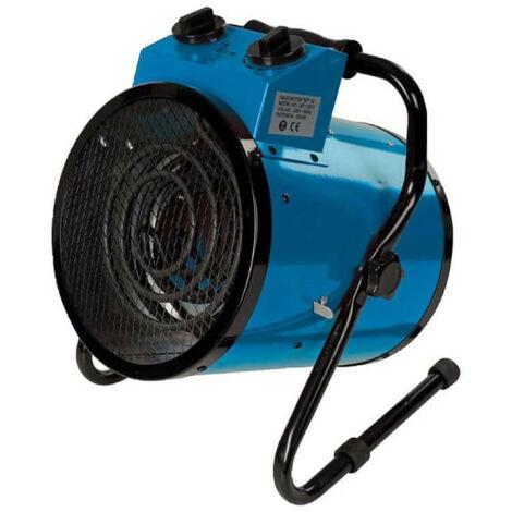 Calentador eléctrico de taller 2kW 300316