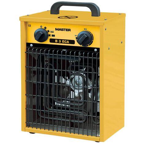 Calentador eléctrico por aire Master B5EPB, 288 m³/h