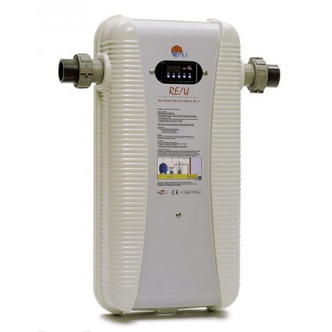 Calentador Eléctrico Zodiac RE / U 12Mono - Cod: W40TIT12M