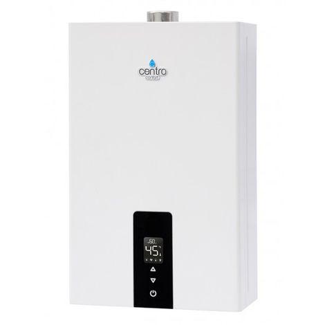 Calentador Estanco Zeus de Gas Butano de 12 Litros Automático con Kit de Humos Incluido.