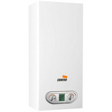 CALENTADOR GAS NATURAL ESTANCO 11L + KIT GASES