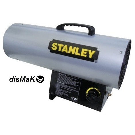 Calentador Gas propano/butano METALWORKS ST-150-GFA-E
