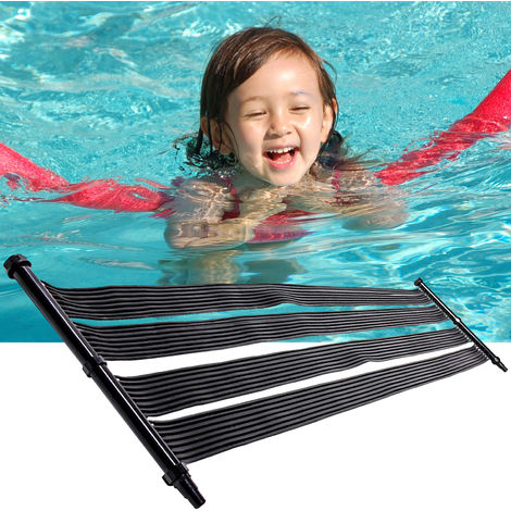 Calentador solar Nemaxx SH3000 3 m - calefacción solar para piscina, calefacción solar, piscina climatizada, colector solar para piscina, Tratamiento de agua caliente