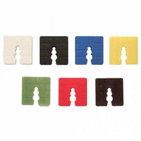 Cales de réglage plastiques KAL (boîte de 50) SCELL-IT - plusieurs modèles disponibles