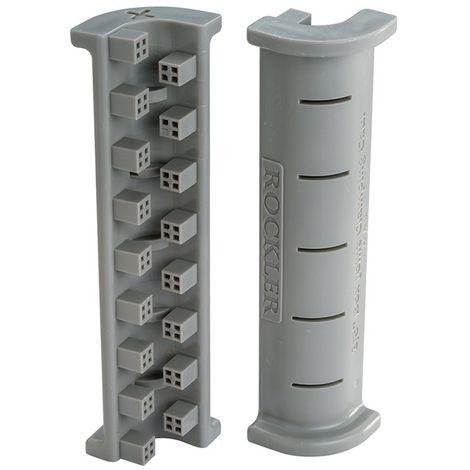 """Cales de serrage pour joints à queues droites, 4 pcs - 9,5 mm (3/8"""")"""