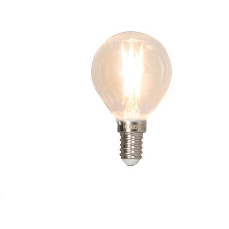 Calex Bombilla filamento LED E14 3W 350lm 2700K regulable