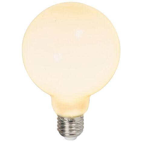 Calex Bombilla LED G95 regulable E27 6W 650lm 2700K