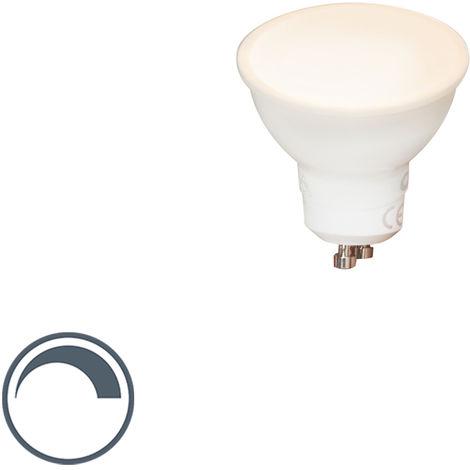Calex Bombilla LED regulable GU10 6W 450lm 2700K