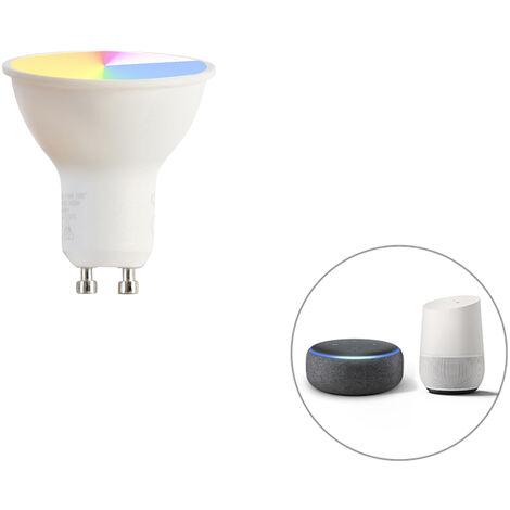 Calex Bombilla LED regulable Smart app GU10 350lm CALEX 2200-4000K