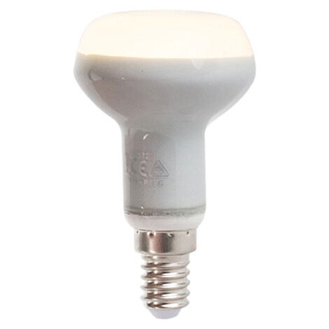 Calex Bombilla reflectora LED regulable E14 R50 3W 220lm 2800K