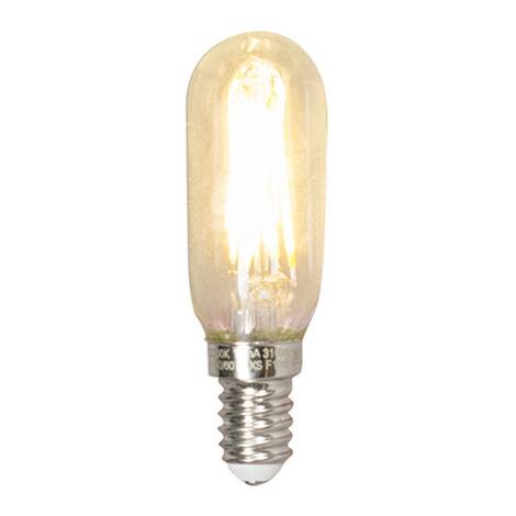Calex Bombilla tubo LED E14 3.5W 310lm regulable