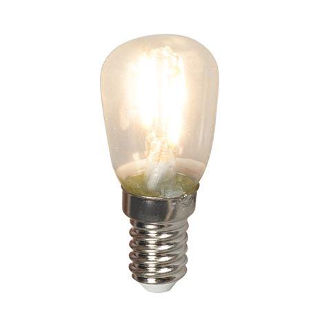 Calex Lámpara de panel de filamentos LED E14 T26 1W 100lm 2700 K