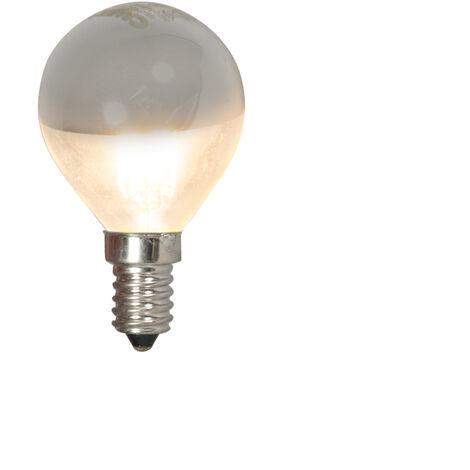 Calex Set 3 bombillas E14 espejo LED 4W 370lm 2700K