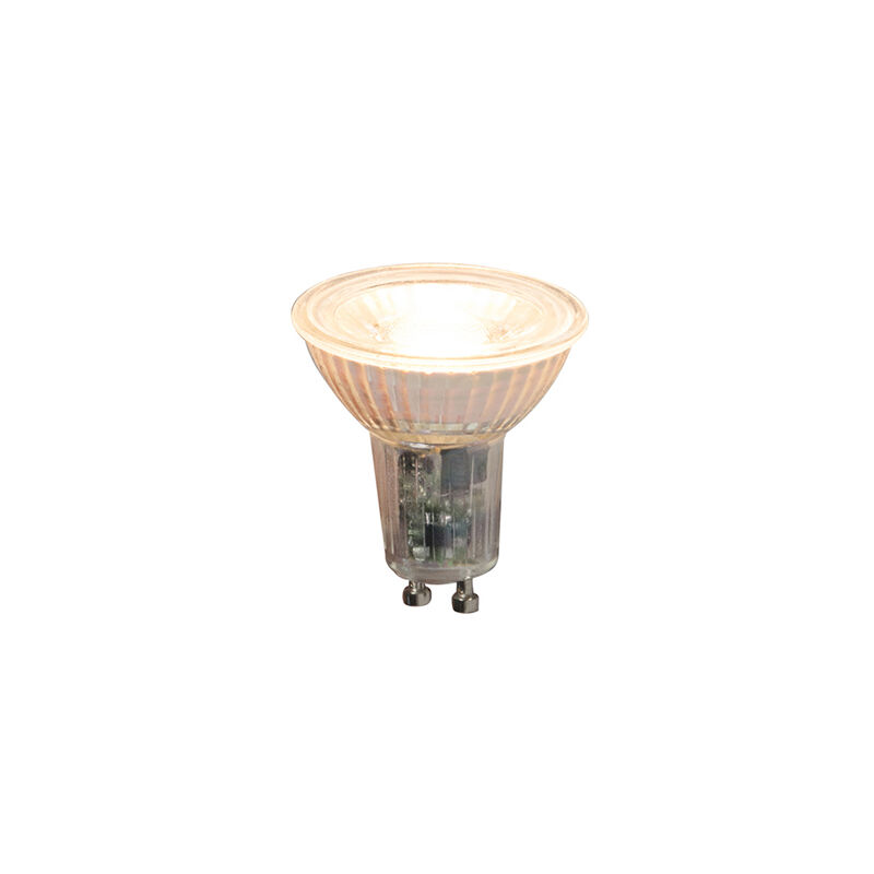 Calex Set de 3 bombillas LED regulables GU10 5.5W 360lm 2000K-2700K