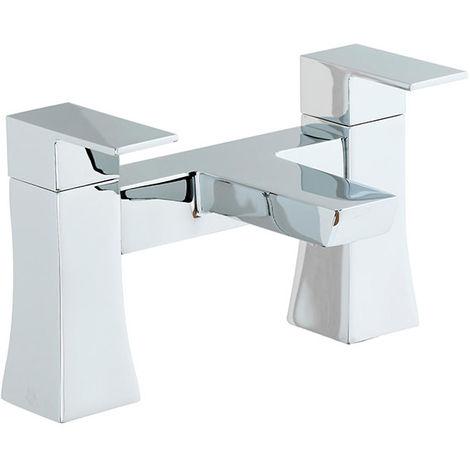 Cali Carno Bath Filler Tap - Deck Mounted - Chrome