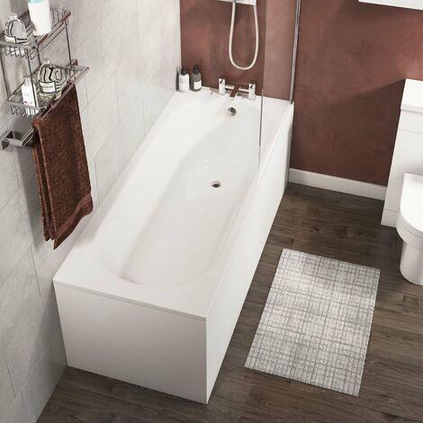 Cali Delph Rectangular Bath 1700mm x 700mm Single Ended