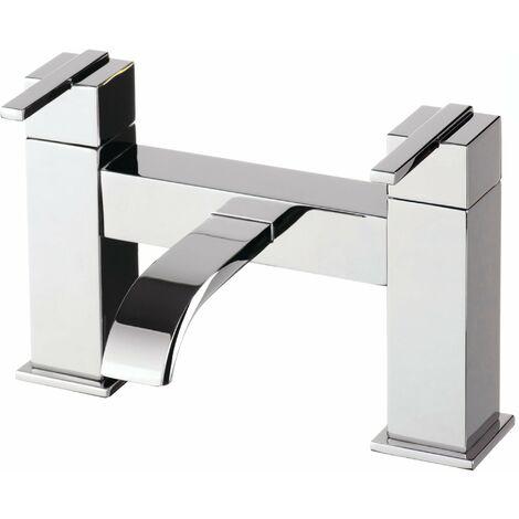 Cali Epic Bath Filler Tap - Deck Mounted - Chrome