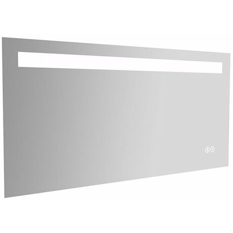 Cali LED Touch Sensor Back-Lit Bathroom Mirror 600mm H x 1200 W with Bluetooth