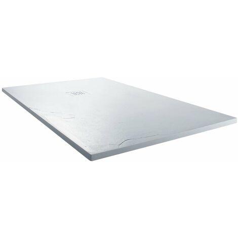 Cali Rectangular Shower Tray 1400mm x 800mm - White