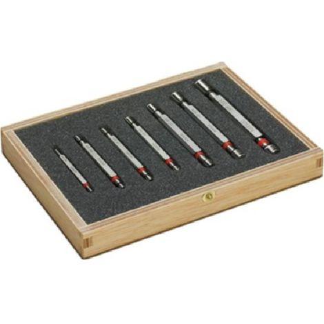 Calibres macho En caja| de madera M3 - M12 BOSS