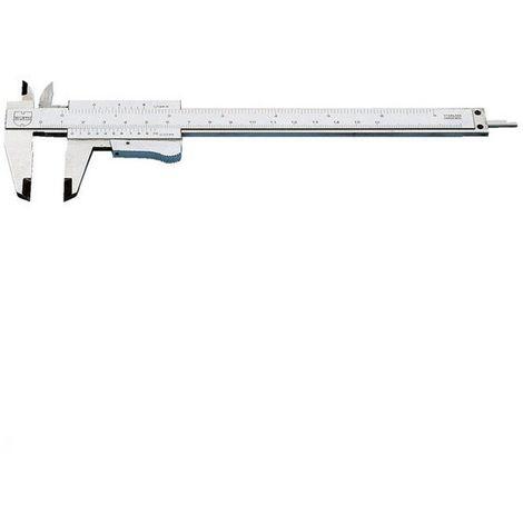 Calibro analogico precisione a corsoio in acciaio misura 0-300mm 1//20-0,05mm