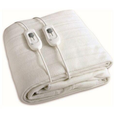 Calientacamas Eléctrico Doble Haeger Confort Sleep 2x60w