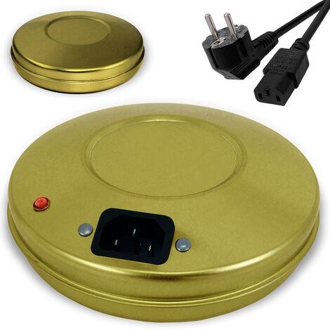 Calientacamas termo calentador eléctrico - Termostato de seguridad