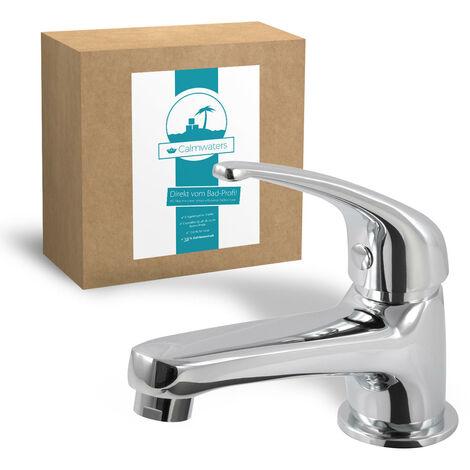 Calmwaters® Essential 2 - Kleiner Kaltwasserhahn für den Einsatz am kleinen Waschbecken im Gäste-WC - 15PZ2481
